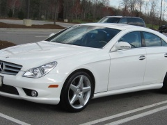 CLS 55 photo #106377