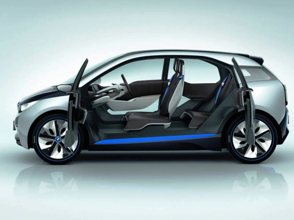 Bmw I5 Already Being Planned Car News Carsbase Com