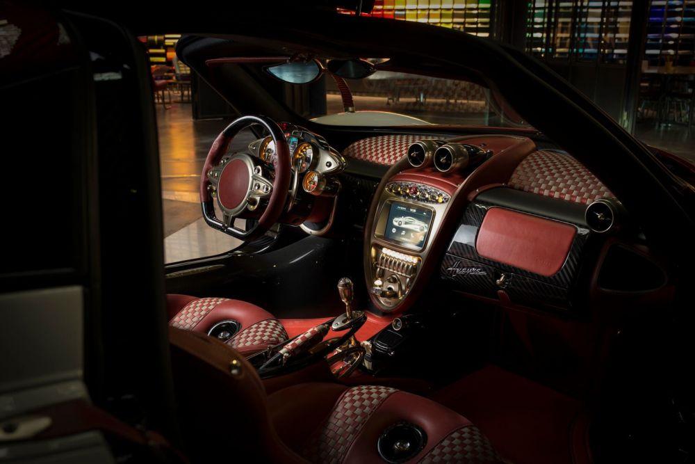 A Turbine Powered Fiat Gave Inspiration To Pagani Huayra Lampo Car